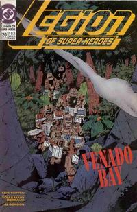 Cover Thumbnail for Legion of Super-Heroes (DC, 1989 series) #20