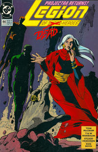 Cover Thumbnail for Legion of Super-Heroes (DC, 1989 series) #44