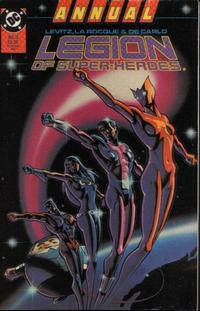 Cover Thumbnail for Legion of Super-Heroes Annual (DC, 1985 series) #3