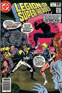 Cover Thumbnail for The Legion of Super-Heroes (DC, 1980 series) #271