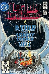 Cover Thumbnail for The Legion of Super-Heroes (DC, 1980 series) #289 [Direct]