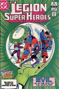Cover Thumbnail for The Legion of Super-Heroes (DC, 1980 series) #303 [Direct]