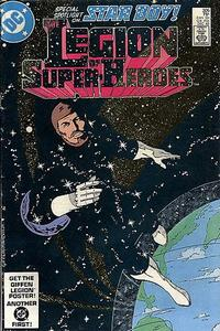 Cover Thumbnail for The Legion of Super-Heroes (DC, 1980 series) #306 [Direct-Sales]