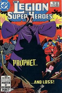 Cover Thumbnail for The Legion of Super-Heroes (DC, 1980 series) #309 [Direct]