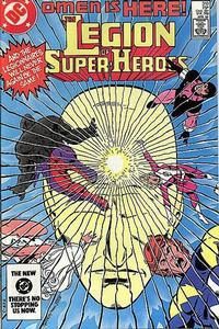 Cover Thumbnail for The Legion of Super-Heroes (DC, 1980 series) #310 [Direct]