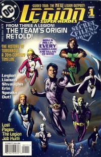 Cover Thumbnail for Legion: Secret Files (DC, 1998 series) #1