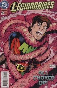 Cover Thumbnail for Legionnaires (DC, 1993 series) #15 [Direct Sales]