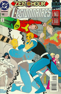 Cover Thumbnail for Legionnaires (DC, 1993 series) #18 [Direct Sales]