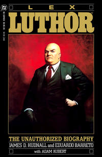 Cover Thumbnail for Lex Luthor: The Unauthorized Biography (DC, 1989 series)