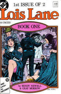 Cover Thumbnail for Lois Lane (DC, 1986 series) #1 [Direct]