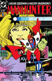 Cover Thumbnail for Manhunter (DC, 1984 series) #1