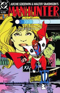 Cover Thumbnail for Manhunter (DC, 1984 series) #1