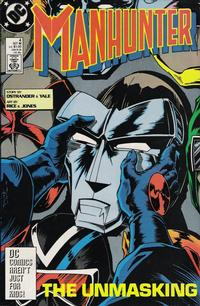 Cover Thumbnail for Manhunter (DC, 1988 series) #4 [Direct]