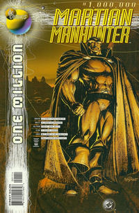 Cover Thumbnail for Martian Manhunter (DC, 1998 series) #1,000,000 [Direct Sales]