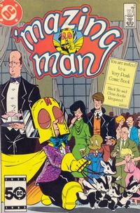 Cover Thumbnail for 'Mazing Man (DC, 1986 series) #3