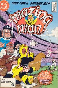 Cover Thumbnail for 'Mazing Man (DC, 1986 series) #6 [Direct Sales]