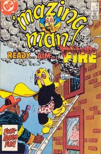 Cover Thumbnail for 'Mazing Man (DC, 1986 series) #10
