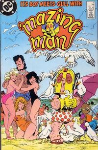 Cover Thumbnail for 'Mazing Man (DC, 1986 series) #11