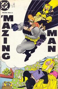 Cover Thumbnail for 'Mazing Man (DC, 1986 series) #12