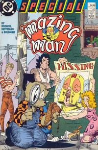 Cover Thumbnail for 'Mazing Man Special (DC, 1987 series) #1