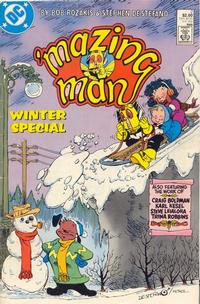 Cover Thumbnail for 'Mazing Man Special (DC, 1987 series) #2