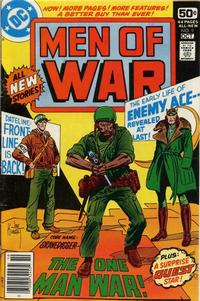 Cover Thumbnail for Men of War (DC, 1977 series) #9