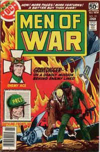 Cover Thumbnail for Men of War (DC, 1977 series) #10