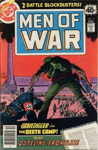 Cover Thumbnail for Men of War (DC, 1977 series) #11