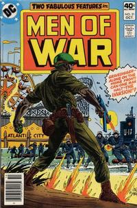 Cover Thumbnail for Men of War (DC, 1977 series) #21