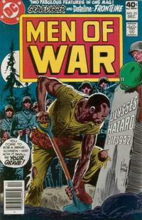 Cover Thumbnail for Men of War (DC, 1977 series) #23