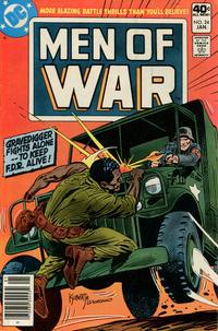 Cover Thumbnail for Men of War (DC, 1977 series) #24
