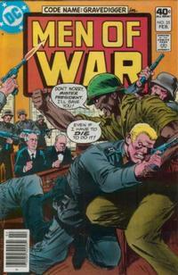 Cover Thumbnail for Men of War (DC, 1977 series) #25