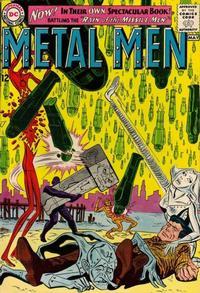 Cover Thumbnail for Metal Men (DC, 1963 series) #1