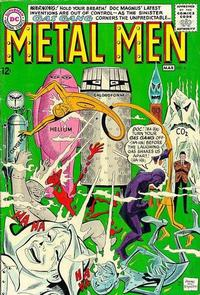 Cover Thumbnail for Metal Men (DC, 1963 series) #6