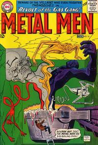 Cover Thumbnail for Metal Men (DC, 1963 series) #10