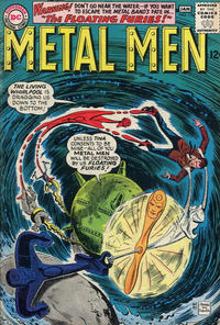 Cover Thumbnail for Metal Men (DC, 1963 series) #11