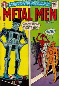 Cover Thumbnail for Metal Men (DC, 1963 series) #15