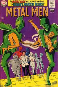 Cover Thumbnail for Metal Men (DC, 1963 series) #32