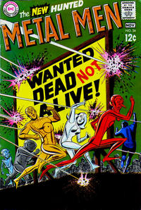 Cover Thumbnail for Metal Men (DC, 1963 series) #34