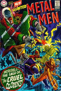 Cover for Metal Men (DC, 1963 series) #36
