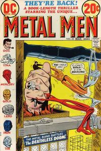 Cover Thumbnail for Metal Men (DC, 1963 series) #42