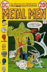 Cover Thumbnail for Metal Men (DC, 1963 series) #43