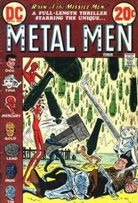 Cover Thumbnail for Metal Men (DC, 1963 series) #44