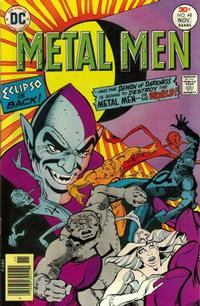 Cover Thumbnail for Metal Men (DC, 1963 series) #48