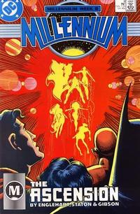 Cover Thumbnail for Millennium (DC, 1988 series) #8 [Direct]