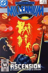 Cover Thumbnail for Millennium (DC, 1988 series) #8