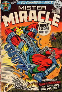 Cover Thumbnail for Mister Miracle (DC, 1971 series) #6