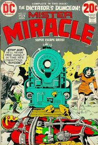 Cover Thumbnail for Mister Miracle (DC, 1971 series) #13
