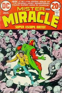 Cover Thumbnail for Mister Miracle (DC, 1971 series) #15