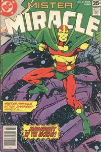 Cover Thumbnail for Mister Miracle (DC, 1971 series) #22